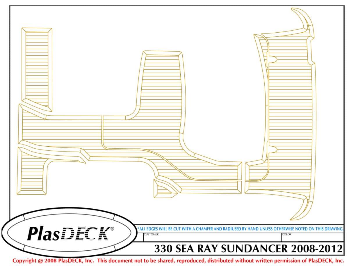 Sea Ray 1996 330 Wiring Diagram Completed Diagrams 1988 Champion Boat Plasdeck Seadoo Xp Sundancer 2008 2012