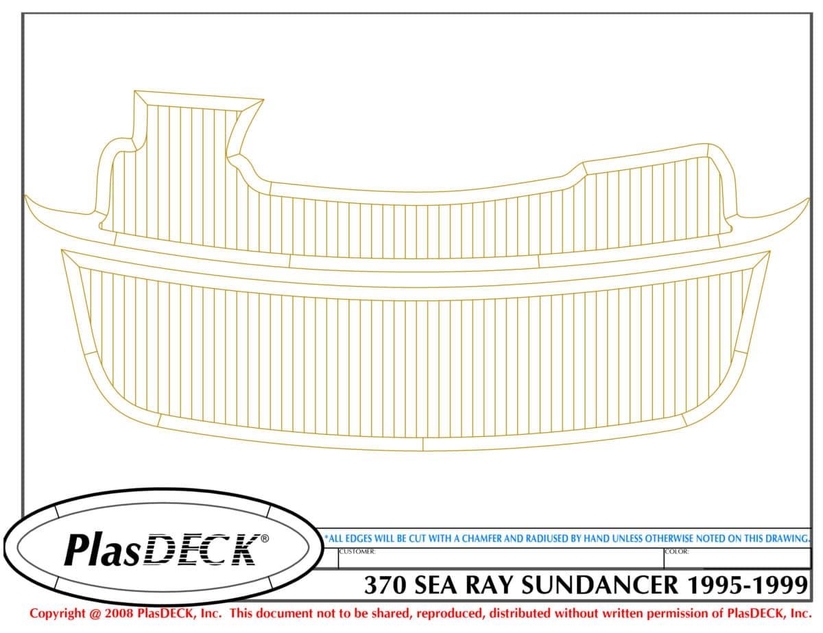 Sea Ray   PlasDeck